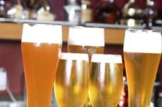 Beer's bitter compounds could help brew new medicines! Very cool!