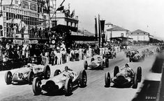 1934 to 1939 Grand Prix Racing with Mercedes-Benz and the Silver Arrows