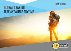 Letstrak Global Tracking Trak Anywhere Anytime