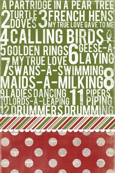 Deck the halls in style with Subway Art from the Very Merry Christmas Collection. This traditional holiday paper includes a warm touch of earthy browns. Very Merry Christmas, Christmas Time, Christmas Things, Christmas Christmas, Christmas Ideas, Cute Wallpapers, Iphone Wallpapers, Iphone Backgrounds, Desktop