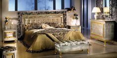 12 Quartos de luxo decorados | Decoração e Ideias