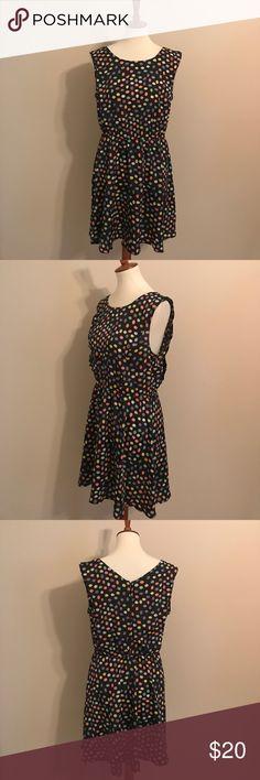 American Rag Silk Dress NWOT. Silk material. Lightweight. Size L American Rag Dresses