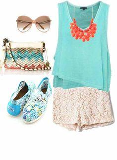Colored Aqua Blue Toms Crochet Classics Women's Shoes   #tomsshoesdiscount