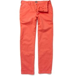 yes, i think I need a pair of coral colored pants please and a turquoise top to go with it.