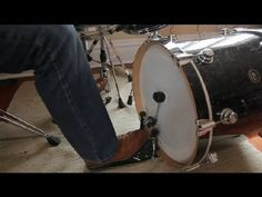 How to Build Bass Drum Speed : Drum Techniques - YouTube