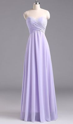 Bg430 Charming Prom Dress,Chiffon Prom Dress,Light Purple Prom