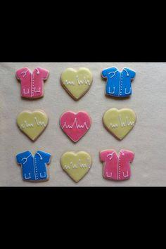 Nurses week cookies-By BBB