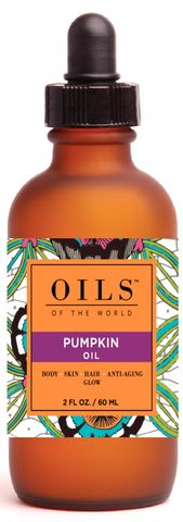 Oil - Pumpkin Seed #Oil. www.oilsoftheworld.co. Hydrating, Moisturizing, Anti-aging, Nutrient Super Rich for skin and fantastic for Hair