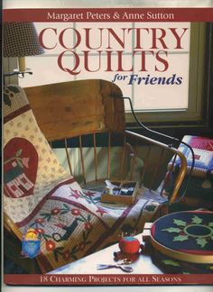 álbum 5 Country quilts for friends - Ludmila2 Krivun - Picasa Web Albums... FREE BOOK, PATTERNS AND INSTRUCTIONS!
