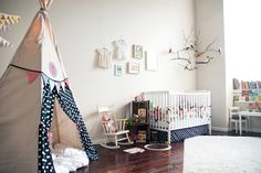 Tips for photographing your nursery.