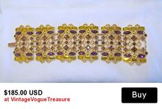 #swarovskibracelet #vintageswarovski