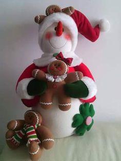 nieve y galleta