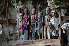 TAUTAU Indonesia Wood Carving Doll