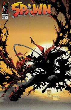 Spawn 1992 32  June 1995 Issue  Image Comics  Grade by ViewObscura