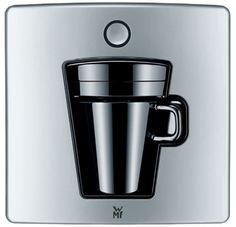 월간 디자인_ [news Product] 커피 한 잔이 쏙 들어가는 WMF 1인용 커피 머신 WMF1