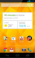 Google Now widget comes to search app for Android 4.1 Latest update to Google Search brings the rumored Google Now widget, along with movie passes and other new features.