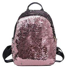 179082024e MOLAVE Backpack Fashion Girl Sequins School Backpack Satchel Student Travel  Panelled Shoulder Backpack mochila feminina 57sep.30