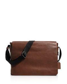 COACH Metropolitan Courier. #coach #bags #shoulder bags #leather #