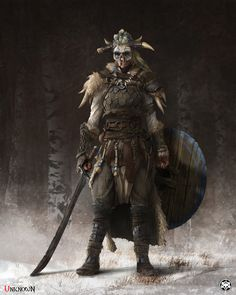 a collection of inspiration for settings, npcs, and pcs for my sci-fi and fantasy rpg games. hopefully you can find a little inspiration here, too. Fantasy Warrior, Fantasy Rpg, Medieval Fantasy, Dark Fantasy, Viking Character, Character Concept, Character Art, Dnd Characters, Fantasy Characters