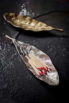 Tobacco Leaf Accent by Vagabond Vintage