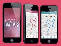 Mark My Walks – an app for wanderers