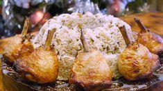 Κοτόπουλο με ρύζι γιορτινό !!!! ~ ΜΑΓΕΙΡΙΚΗ ΚΑΙ ΣΥΝΤΑΓΕΣ 2 Cooking Time, Cooking Recipes, Greek Recipes, Potato Salad, Turkey, Meat, Chicken, Ethnic Recipes, Food