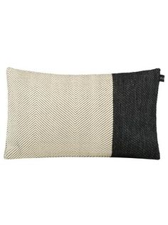 """Pillow Studio RUF Cuddles White: Size: 20"""" x 12"""" or 50 cm x 30 cm VELVETY SOFT WOOL PILLOW Handmade in Morocco: pillows, throws and bedspreads"""