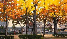 Pham Luan - Autumn Afternoon