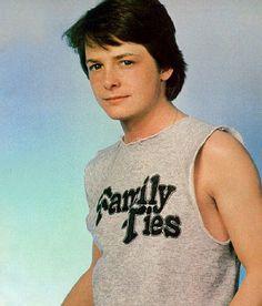 Michael J. Fox as Alex P. Keaton