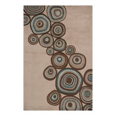 Have to have it. Momeni New wave NW120 Area Rug - Mushroom $299.00