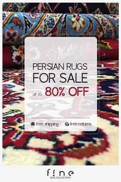 Same day handling. Free returns + 30 Days money back. All rugs up to 80% Off.