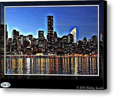New York Canvas Print / Canvas Art By Holley Jacobs