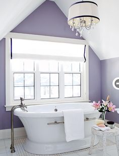 soft french periwinkle walls - Google Search