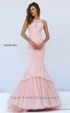 Sherri Hill 50112 - NewYorkDress.com 918.00