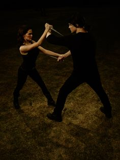 Rose Hathaway and Dimitri Belikov Vampire Academy Promo Photo