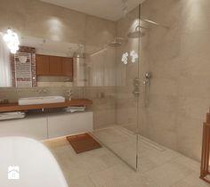 Wizualizacje | Mieszkanie 100m² Wilanów - Łazienka, styl nowoczesny - zdjęcie od Devangari Design