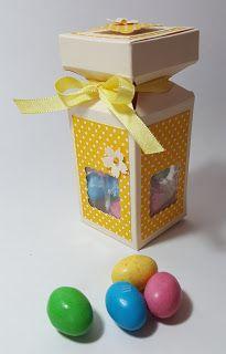 ArtandChoco: Easter Egg Gift Box