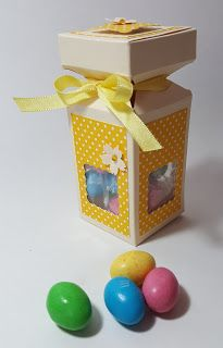 ArtandChoco: Easter Egg Gift Box