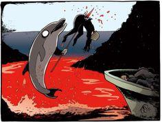 21 dessins d'artistes dénonçant la maltraitance des animaux