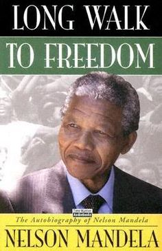 Long walk to freedom longest book I ever read and every part FANTASTIC