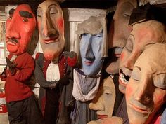 Bread and Puppet Theatre