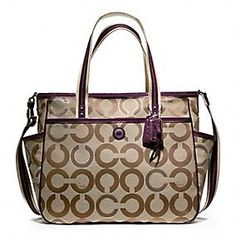 cute designer diaper bags 1ecp  Designer Baby Bags, Diaper Bags, Mommy Bags, Baby Totes from Coach