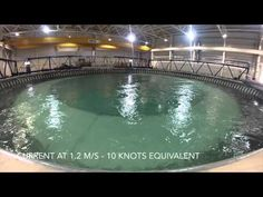 This video was first shown at All-Energy 2014 and shows proving and client tests from shortly after the completion of the FloWave Ocean Energy Research Facil...