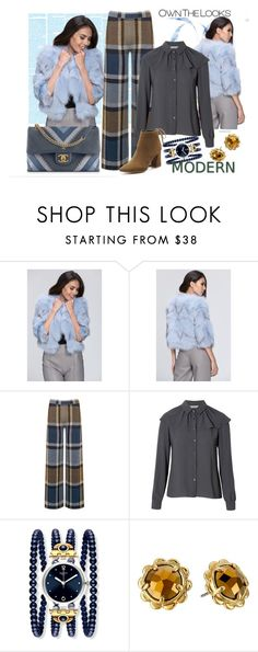 """""""OwnTheLooks-51"""" by autumn-soul ❤ liked on Polyvore featuring Warehouse, Related, Kate Spade and ownthelooks"""