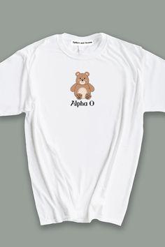 Sorority Rush Shirts, Alpha Phi Shirts, Bid Day Shirts, Sorority Pr, Sorority Recruitment, Sorority Gifts, Alpha Omicron Pi, Alpha Chi Omega, Dry Cleaning