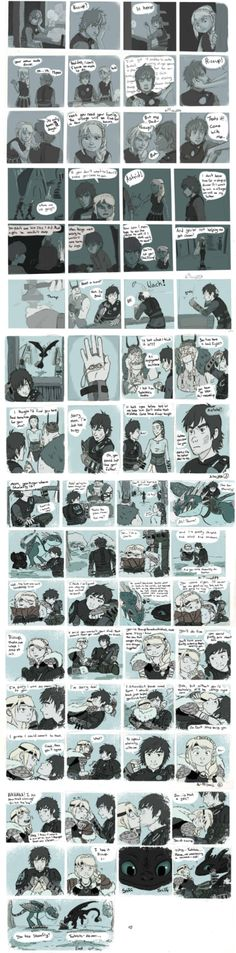 HIccstrid Comic (read left to right) http://socij.deviantart.com/art/6-pg-488549636 (all six comic bits are here if you want to see clearer)