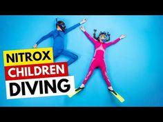 Children and Nitrox Diving Nitrox Diving, Non Profit, Training Programs, Dan, Medical, Education, Children, Youtube, Reading