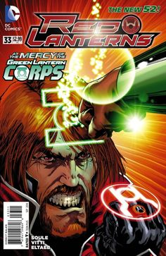 Red Lanterns #33 - Atrocities, Part 2 of 4: Old Battles (Issue)