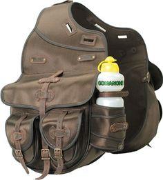 Online kaufen Cordura und Leder Satteltasche hinten Montana BNP3005. Entdecken Liste Satteltaschen für Westernsättel. Western made in Italy.