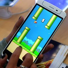 Cause of death: Flappy Bird. Stressed developer yanks best-selling App... For what reasons?